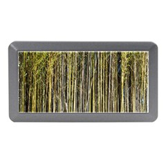 Bamboo Trees Background Memory Card Reader (mini)