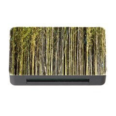 Bamboo Trees Background Memory Card Reader with CF