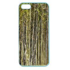 Bamboo Trees Background Apple Seamless iPhone 5 Case (Color)