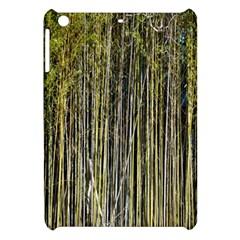 Bamboo Trees Background Apple iPad Mini Hardshell Case