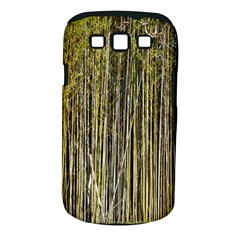 Bamboo Trees Background Samsung Galaxy S Iii Classic Hardshell Case (pc+silicone)