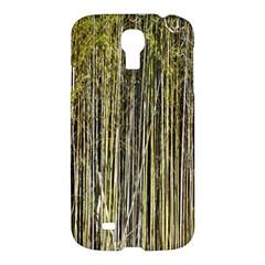 Bamboo Trees Background Samsung Galaxy S4 I9500/I9505 Hardshell Case