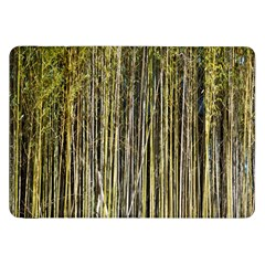 Bamboo Trees Background Samsung Galaxy Tab 8 9  P7300 Flip Case