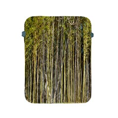 Bamboo Trees Background Apple iPad 2/3/4 Protective Soft Cases