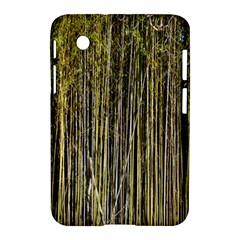 Bamboo Trees Background Samsung Galaxy Tab 2 (7 ) P3100 Hardshell Case