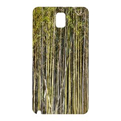 Bamboo Trees Background Samsung Galaxy Note 3 N9005 Hardshell Back Case
