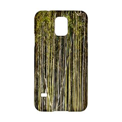 Bamboo Trees Background Samsung Galaxy S5 Hardshell Case