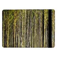 Bamboo Trees Background Samsung Galaxy Tab Pro 12 2  Flip Case