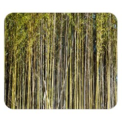 Bamboo Trees Background Double Sided Flano Blanket (Small)