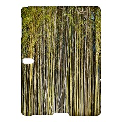 Bamboo Trees Background Samsung Galaxy Tab S (10 5 ) Hardshell Case