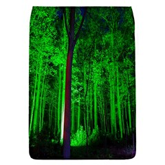 Spooky Forest With Illuminated Trees Flap Covers (S)