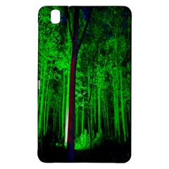 Spooky Forest With Illuminated Trees Samsung Galaxy Tab Pro 8 4 Hardshell Case