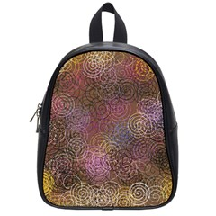 2000 Spirals Many Colorful Spirals School Bags (Small)