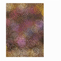 2000 Spirals Many Colorful Spirals Large Garden Flag (two Sides)