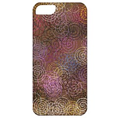 2000 Spirals Many Colorful Spirals Apple Iphone 5 Classic Hardshell Case