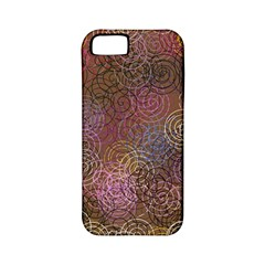 2000 Spirals Many Colorful Spirals Apple iPhone 5 Classic Hardshell Case (PC+Silicone)