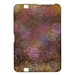2000 Spirals Many Colorful Spirals Kindle Fire HD 8.9