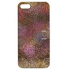 2000 Spirals Many Colorful Spirals Apple Iphone 5 Hardshell Case With Stand