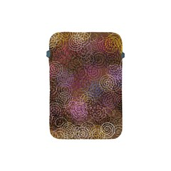 2000 Spirals Many Colorful Spirals Apple Ipad Mini Protective Soft Cases