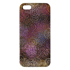 2000 Spirals Many Colorful Spirals Iphone 5s/ Se Premium Hardshell Case
