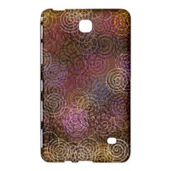 2000 Spirals Many Colorful Spirals Samsung Galaxy Tab 4 (7 ) Hardshell Case