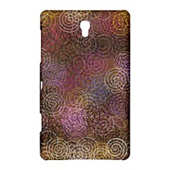 2000 Spirals Many Colorful Spirals Samsung Galaxy Tab S (8 4 ) Hardshell Case