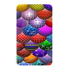 Fun Balls Pattern Colorful And Ornamental Balls Pattern Background Memory Card Reader