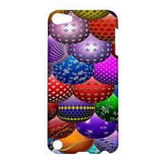 Fun Balls Pattern Colorful And Ornamental Balls Pattern Background Apple Ipod Touch 5 Hardshell Case