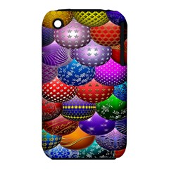Fun Balls Pattern Colorful And Ornamental Balls Pattern Background Iphone 3s/3gs
