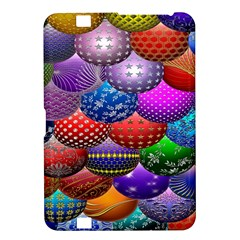 Fun Balls Pattern Colorful And Ornamental Balls Pattern Background Kindle Fire Hd 8 9