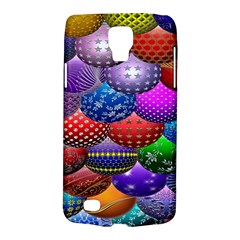 Fun Balls Pattern Colorful And Ornamental Balls Pattern Background Galaxy S4 Active