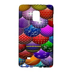 Fun Balls Pattern Colorful And Ornamental Balls Pattern Background Galaxy Note Edge