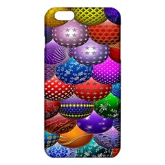 Fun Balls Pattern Colorful And Ornamental Balls Pattern Background iPhone 6 Plus/6S Plus TPU Case