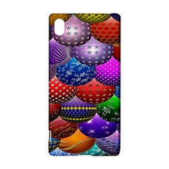 Fun Balls Pattern Colorful And Ornamental Balls Pattern Background Sony Xperia Z3+