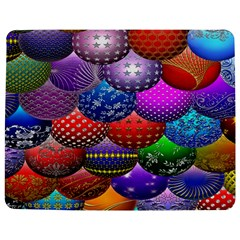 Fun Balls Pattern Colorful And Ornamental Balls Pattern Background Jigsaw Puzzle Photo Stand (Rectangular)