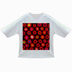 Polka Dot Texture Digitally Created Abstract Polka Dot Design Infant/toddler T Shirts