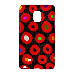 Polka Dot Texture Digitally Created Abstract Polka Dot Design Galaxy Note Edge