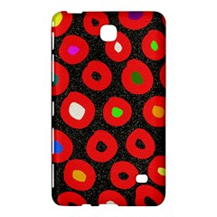 Polka Dot Texture Digitally Created Abstract Polka Dot Design Samsung Galaxy Tab 4 (8 ) Hardshell Case