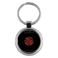 Albums By Twenty One Pilots Stressed Out Key Chains (Round)