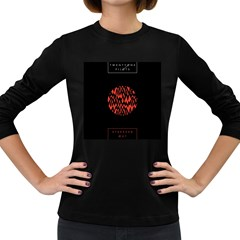Albums By Twenty One Pilots Stressed Out Women s Long Sleeve Dark T-Shirts