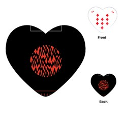 Albums By Twenty One Pilots Stressed Out Playing Cards (heart)
