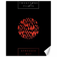 Albums By Twenty One Pilots Stressed Out Canvas 16  X 20