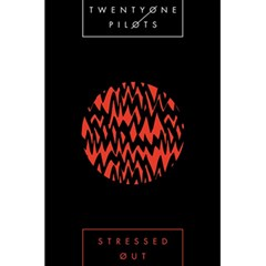 Albums By Twenty One Pilots Stressed Out 5.5  x 8.5  Notebooks