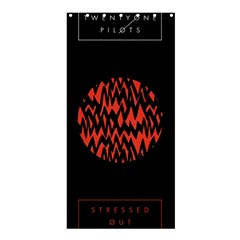 Albums By Twenty One Pilots Stressed Out Shower Curtain 36  x 72  (Stall)