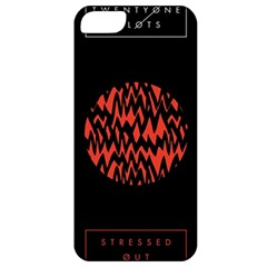 Albums By Twenty One Pilots Stressed Out Apple iPhone 5 Classic Hardshell Case