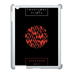 Albums By Twenty One Pilots Stressed Out Apple Ipad 3/4 Case (white)