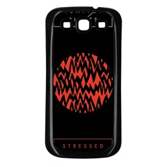 Albums By Twenty One Pilots Stressed Out Samsung Galaxy S3 Back Case (Black)