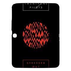 Albums By Twenty One Pilots Stressed Out Samsung Galaxy Tab 3 (10 1 ) P5200 Hardshell Case