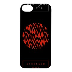 Albums By Twenty One Pilots Stressed Out Apple iPhone 5S/ SE Hardshell Case