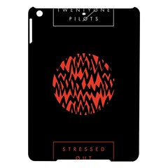 Albums By Twenty One Pilots Stressed Out iPad Air Hardshell Cases